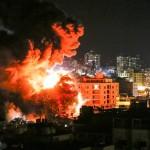 OMUNICATO STAMPA Bombe su Gaza Chi bisogna condannare